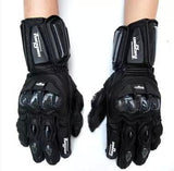 motorcycle gloves road racing  cycling glove Genuine leather - 247onlinemall - 3