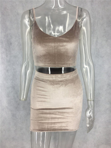 Sexy Summer Dress Women Solid Color
