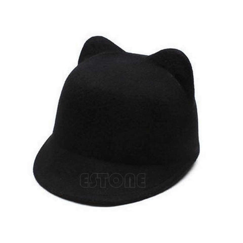 Winter  Hat Cute Kitty Cat Ears  Cap - 247onlinemall - 3