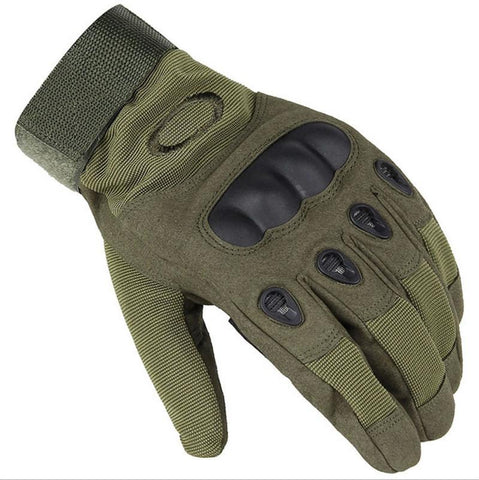 outdoor sports full finger knight riding motorbike motorcycle gloves tactical  protective gears - 247onlinemall