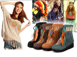 #1 Indian Style Retro Boots - 247onlinemall - 1