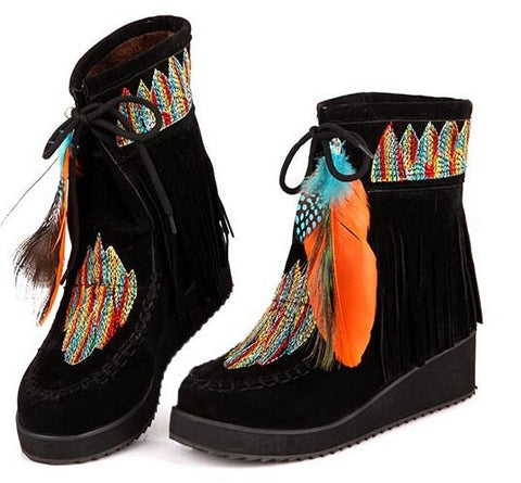 #1 Indian Style Retro Boots - 247onlinemall - 5