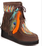 #1 Indian Style Retro Boots - 247onlinemall - 2