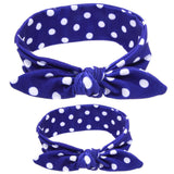 Baby&Mother Set Cross Knot Headband  Set - 247onlinemall - 13