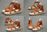 Gladiator Sandals  Ankle Strap - 247onlinemall - 6