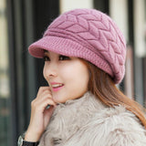 Knitted Caps Crochet Hats - 247onlinemall - 6