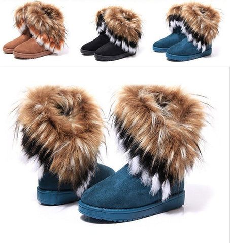Native  Winter Boots - 247onlinemall - 1