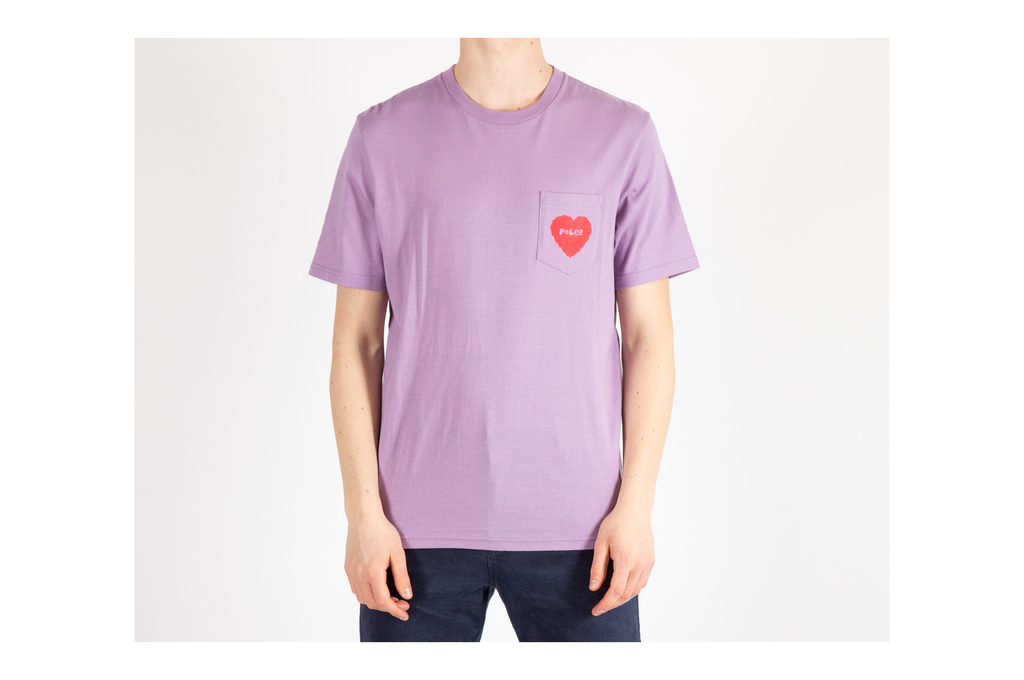 HEART POCKET TEE