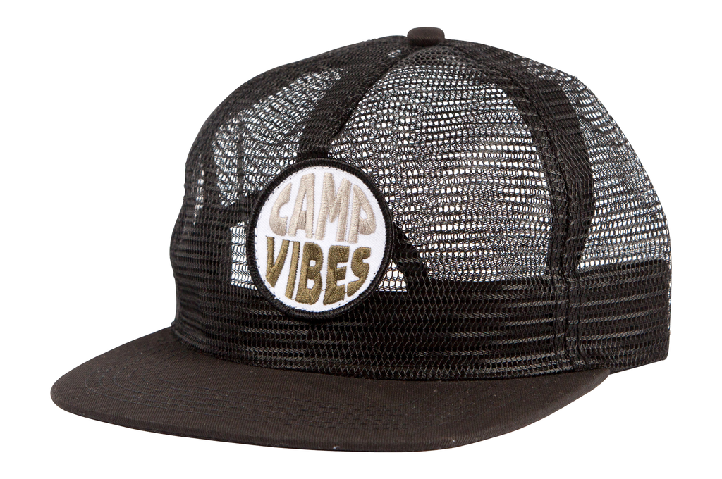 POP TOP FULL MESH TRUCKER