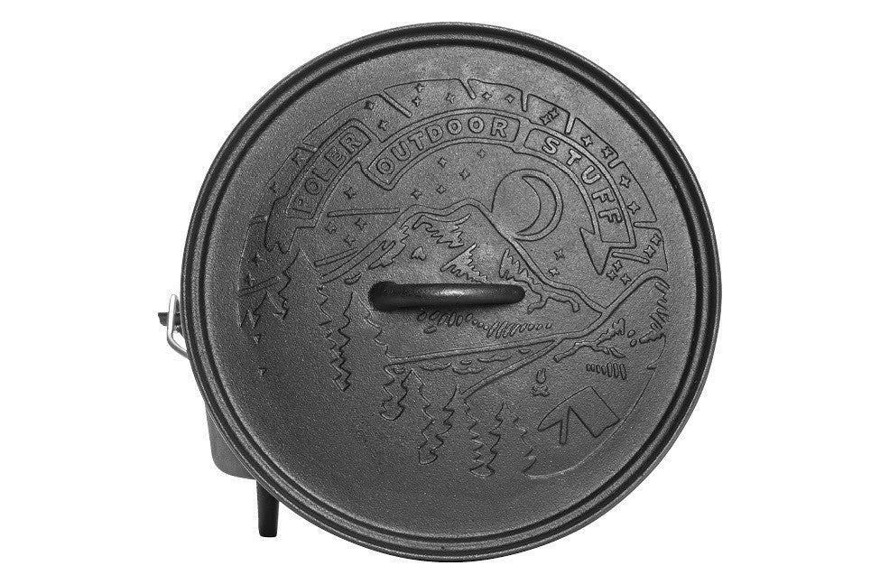 The Poler Dutch Oven With Lid