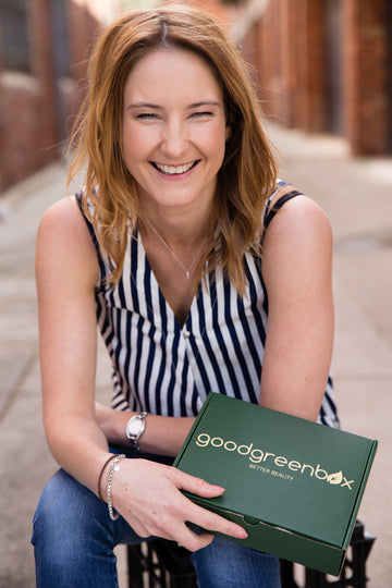 Spotlight on Kristy Dowdle of Good Green Box: Making Green Beauty Waves Down Under!