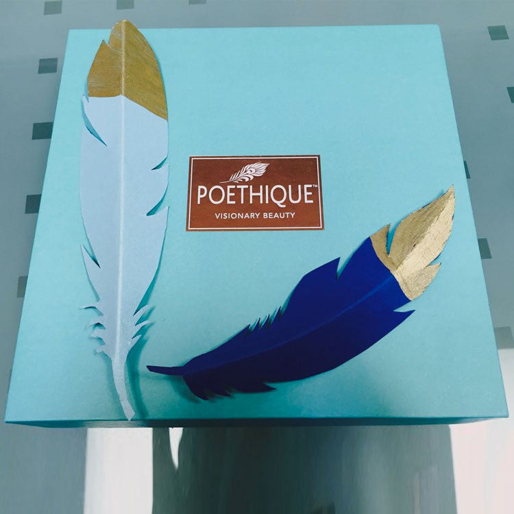 Why Poéthique, why a feather?