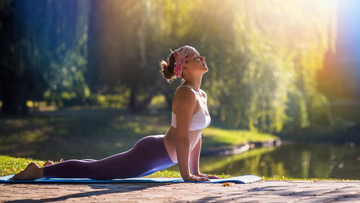 Yoga Flows: How To Do Sun Salutations