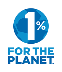 Member of One Percent For The Planet