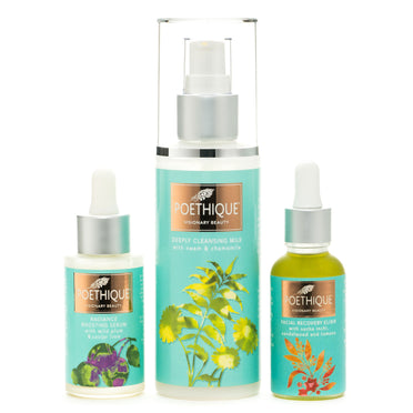 3pc Natural Skin Care Set