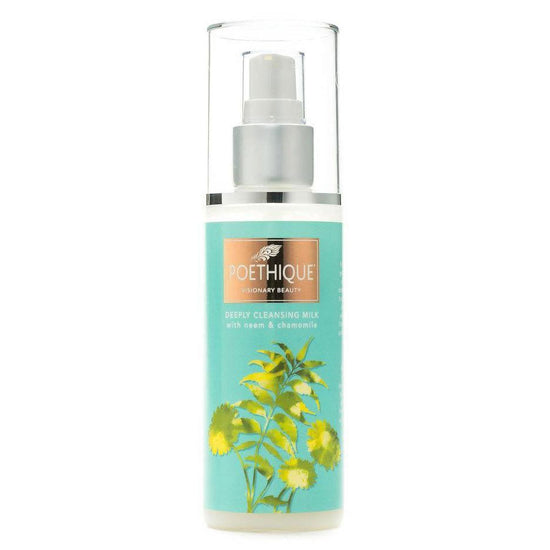 Deep Cleansing Milk - Natural Face Cleanser w/ Neem Oil