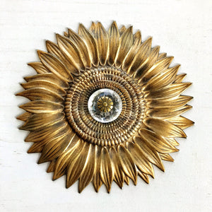 Sunflower Medallion