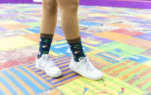 WHAT YOUR CHOICE OF SOCKS SAY ABOUT WHO YOU ARE