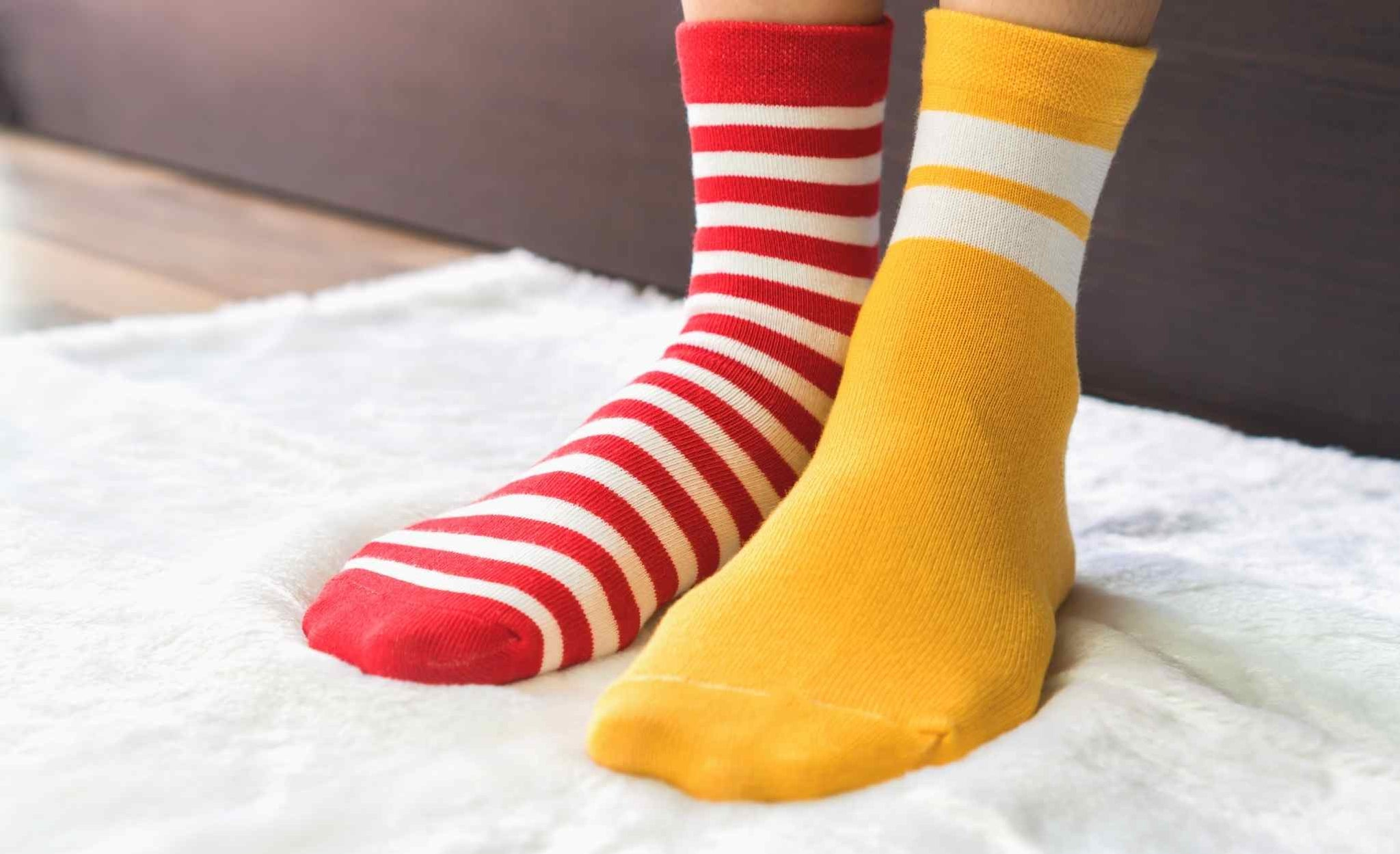 How often should I replace my socks?
