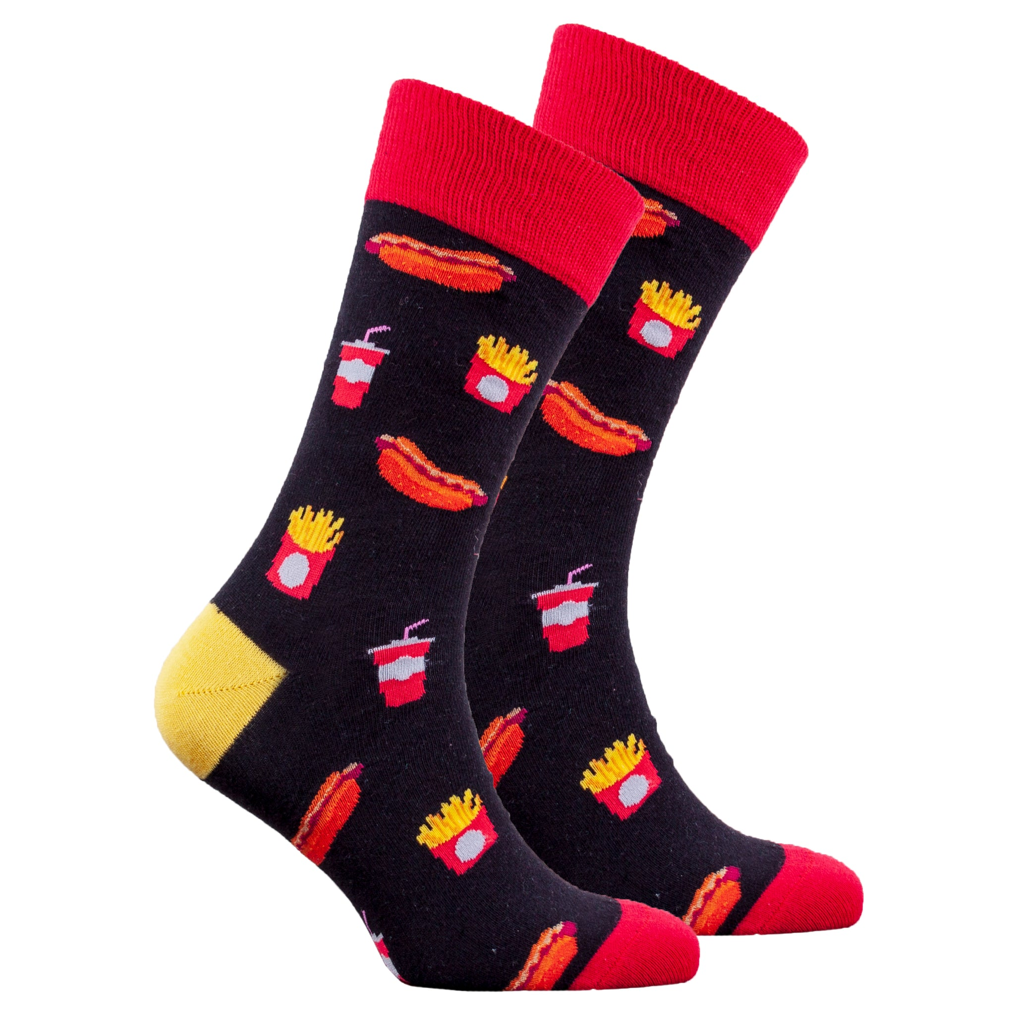 Men's Hotdogs Socks