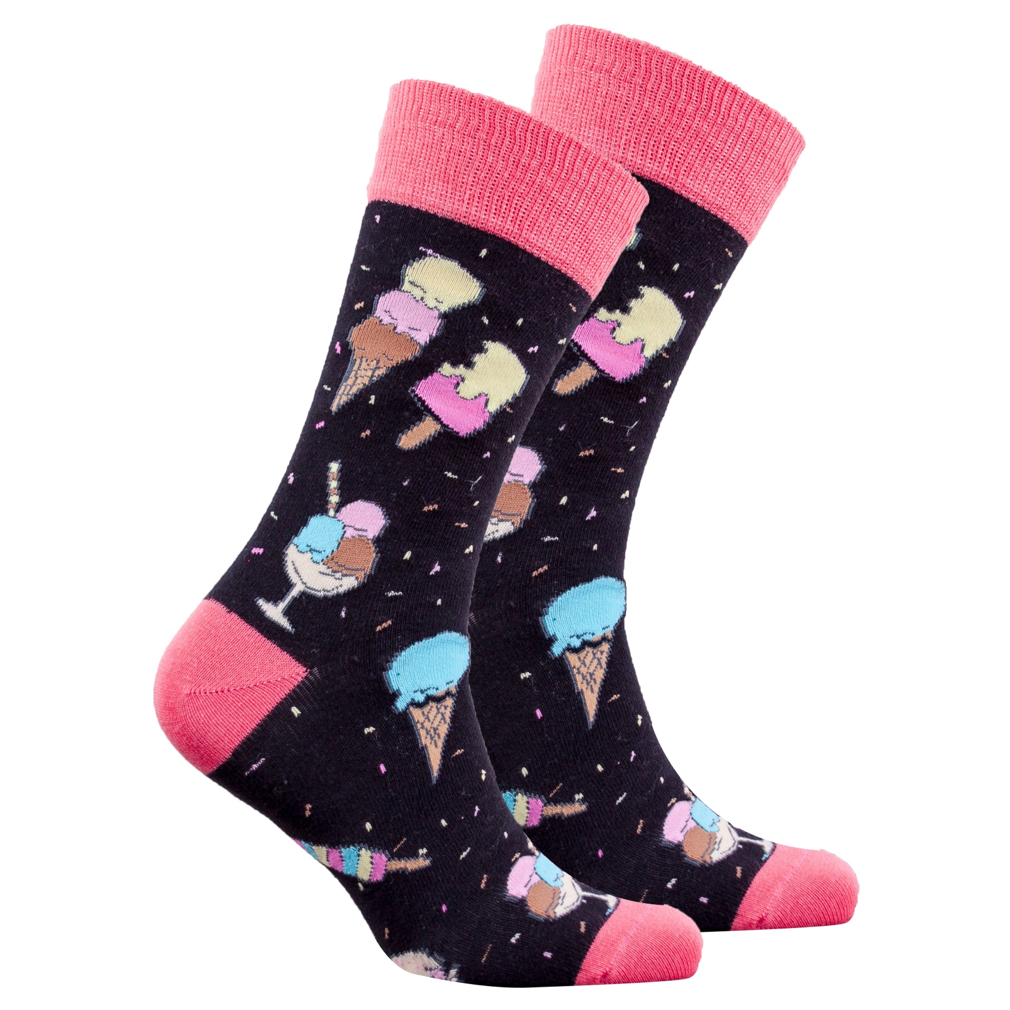 Men's Ice Cream Paradise Socks