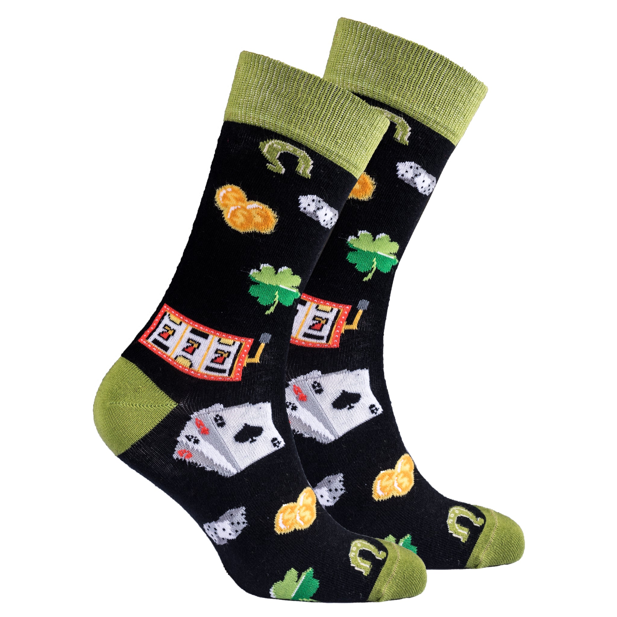 Men's Gambling Socks