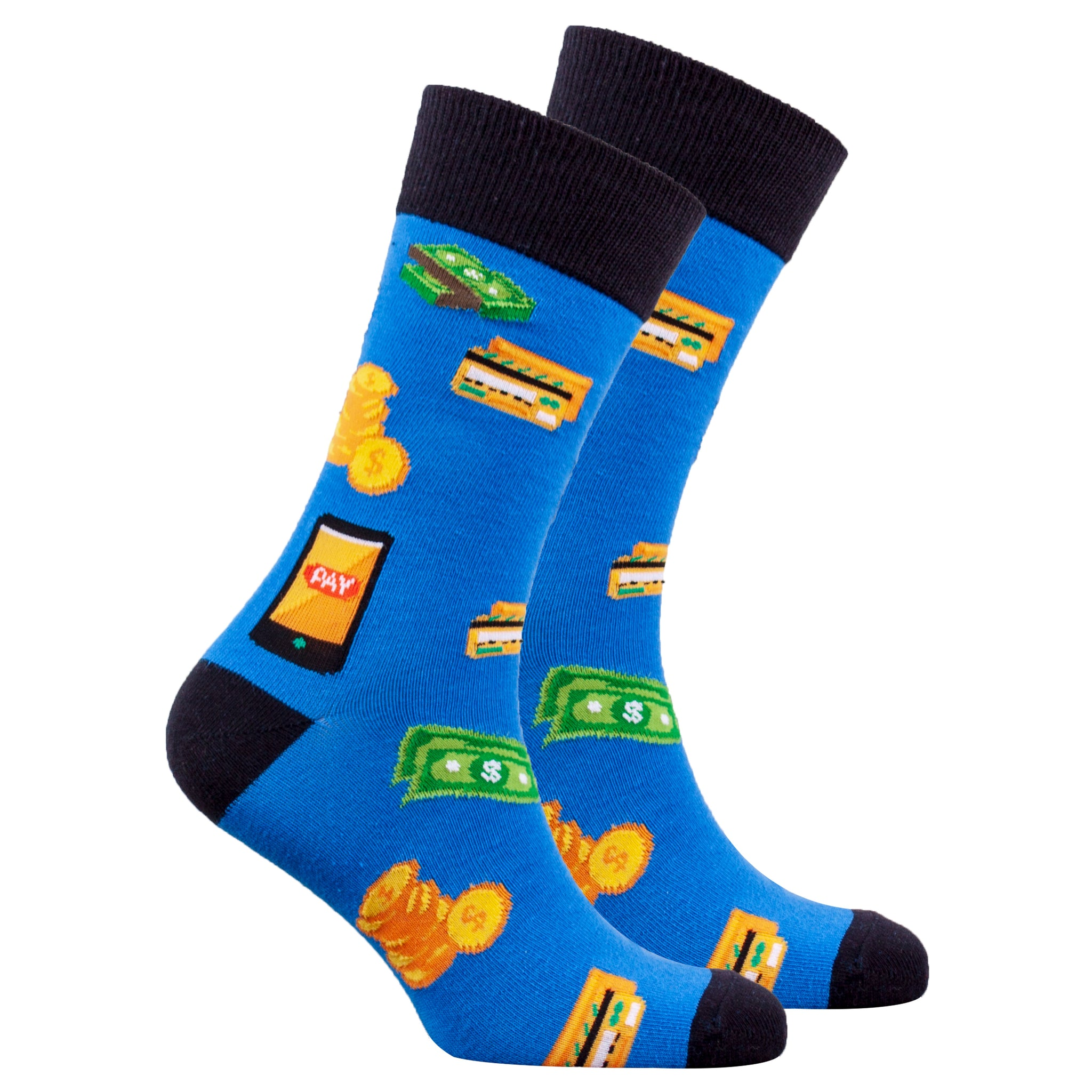 Men's Loose Change Socks