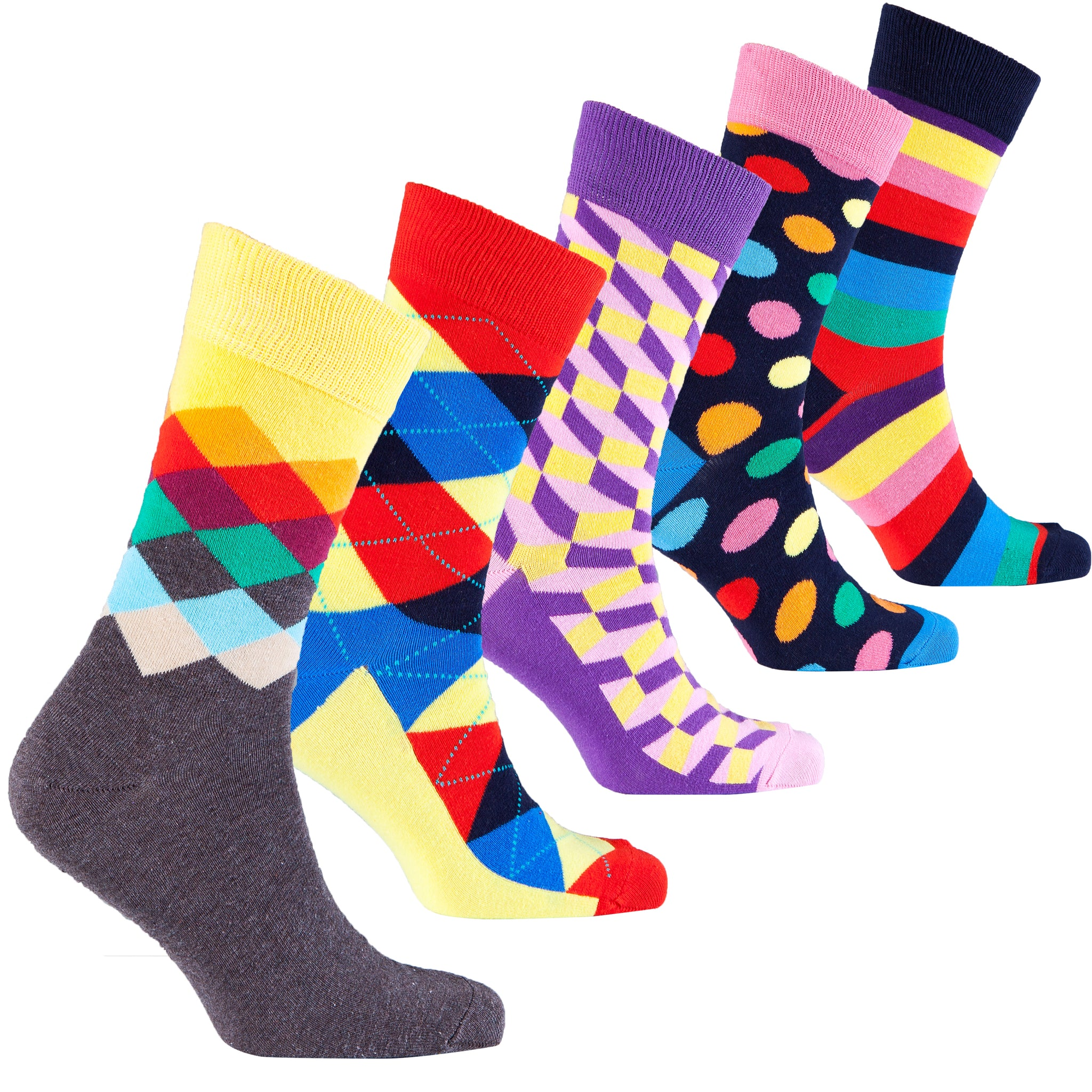 Men's Classy Mix Set Socks