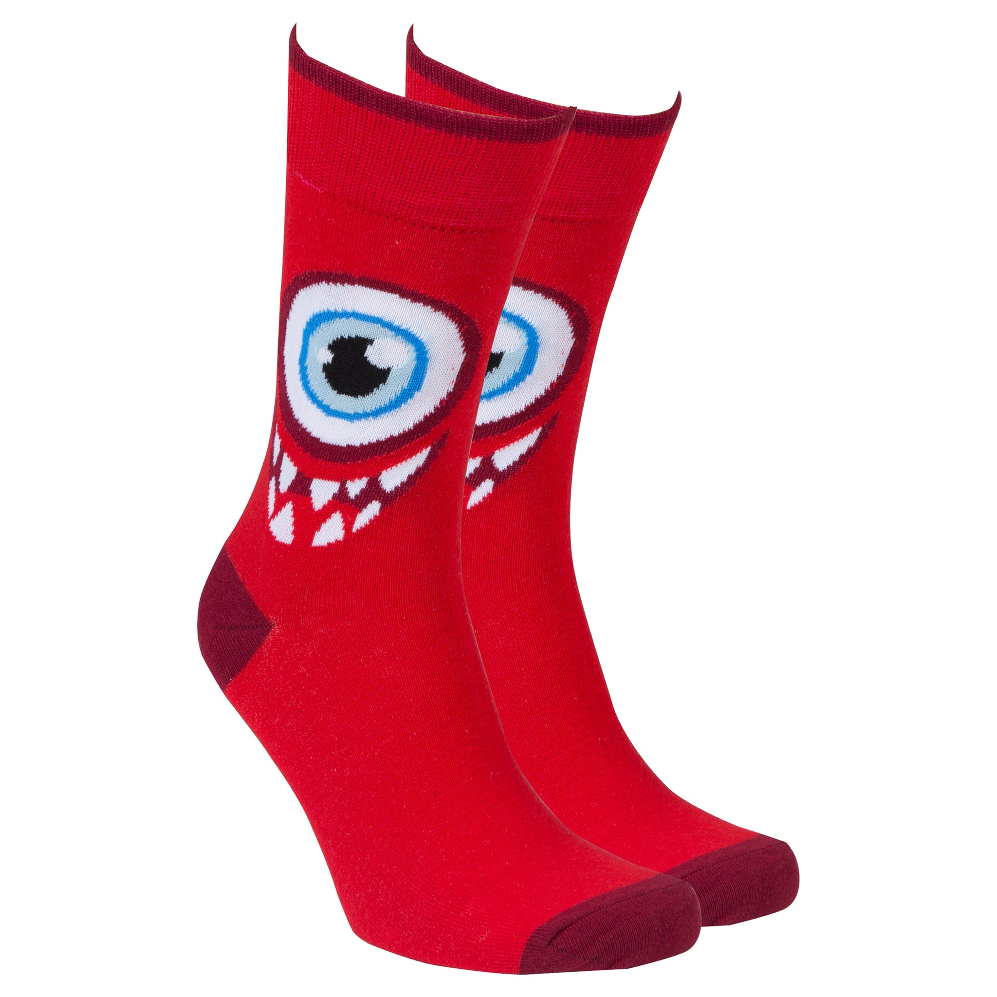 Men's One Eye Monster Socks