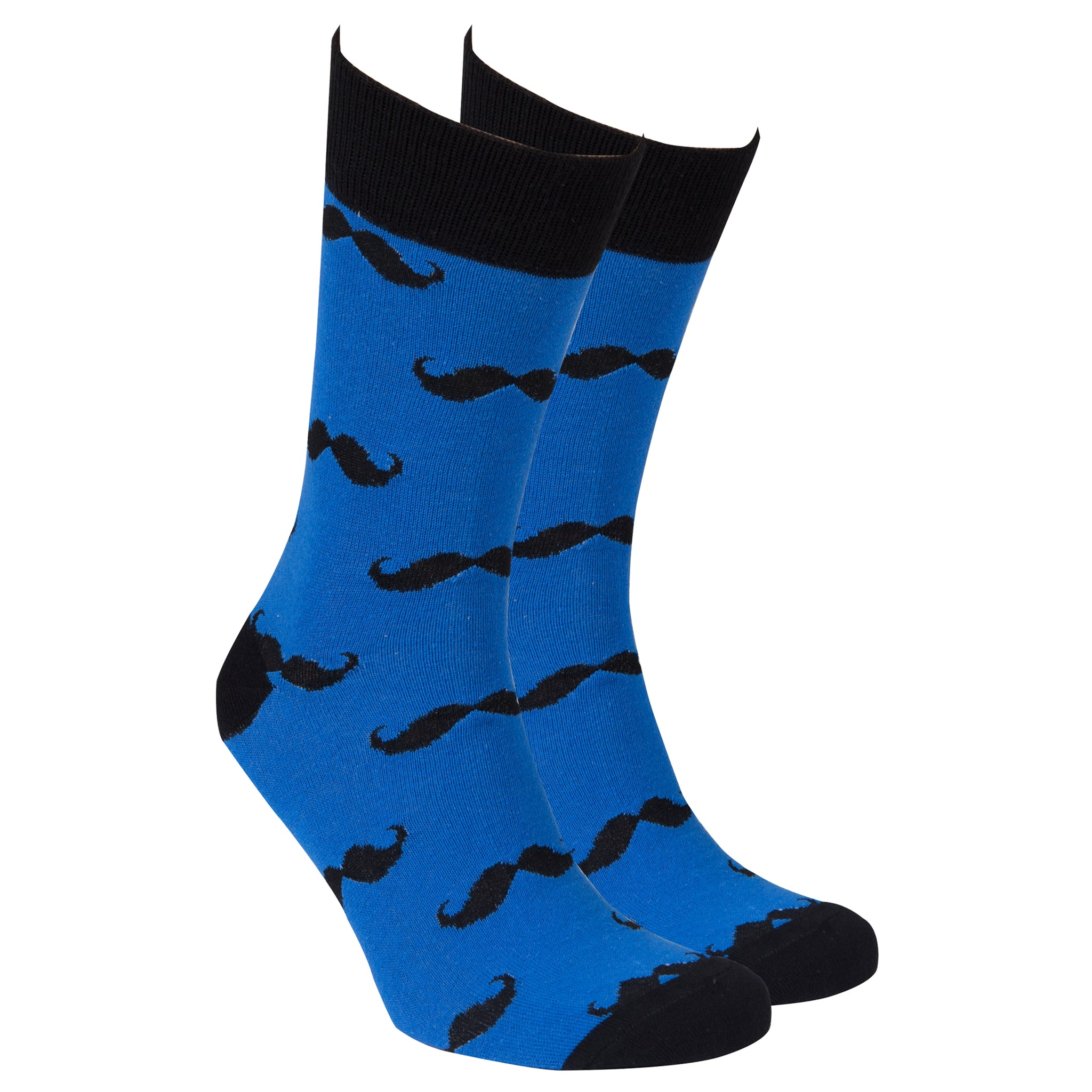 Men's Big Moustache Socks