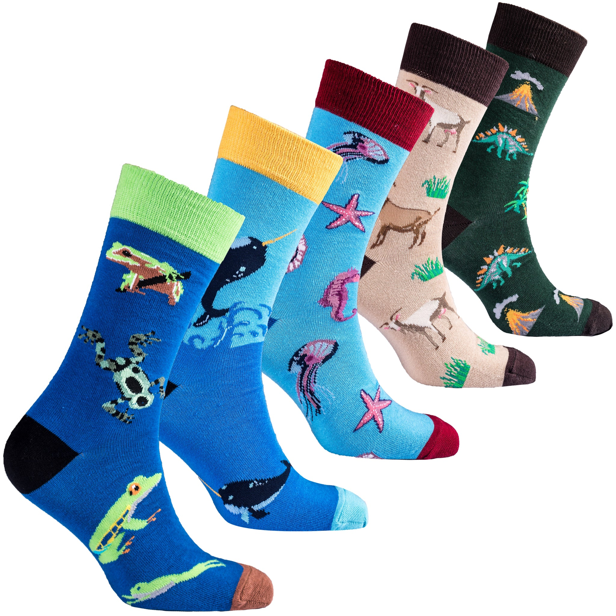 Men's Animalia Socks