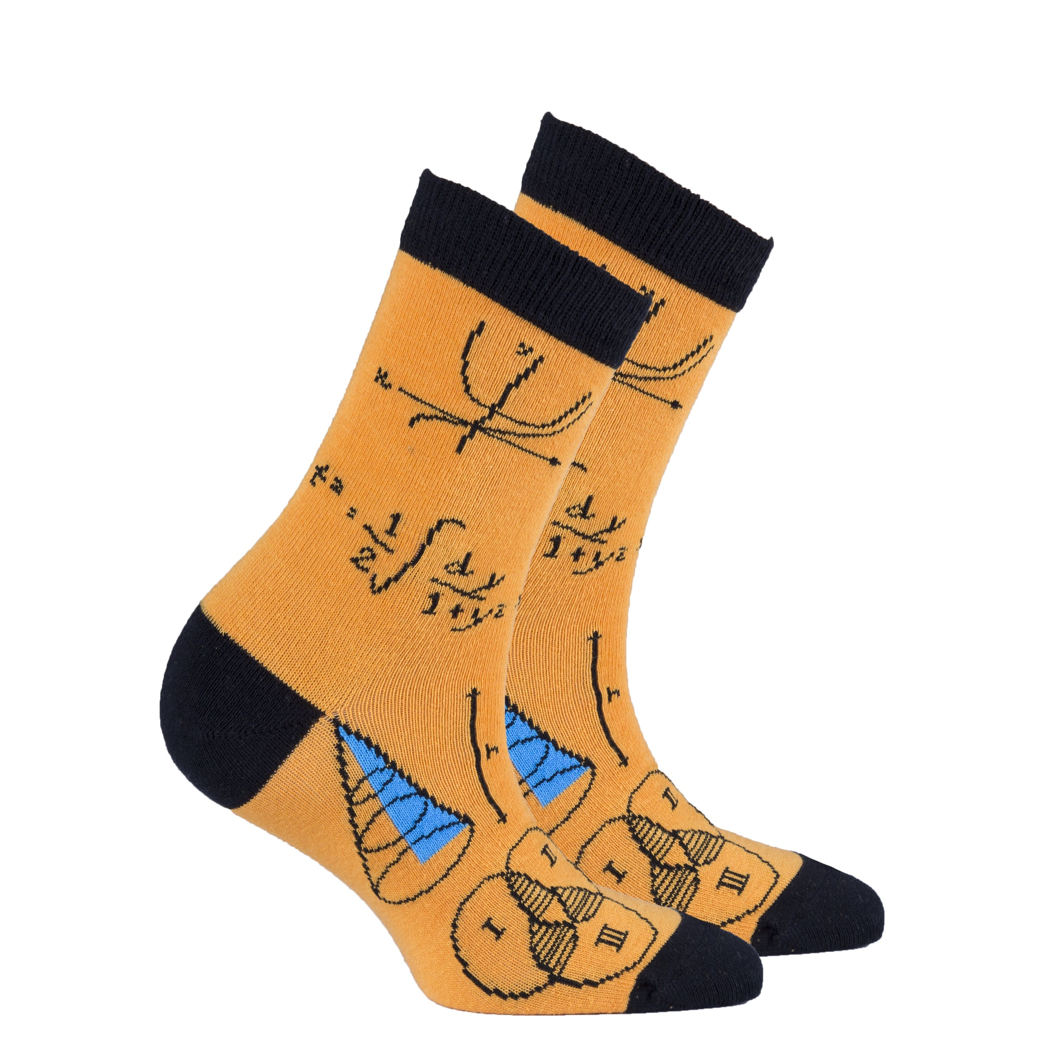 Women's Trigonometry Socks