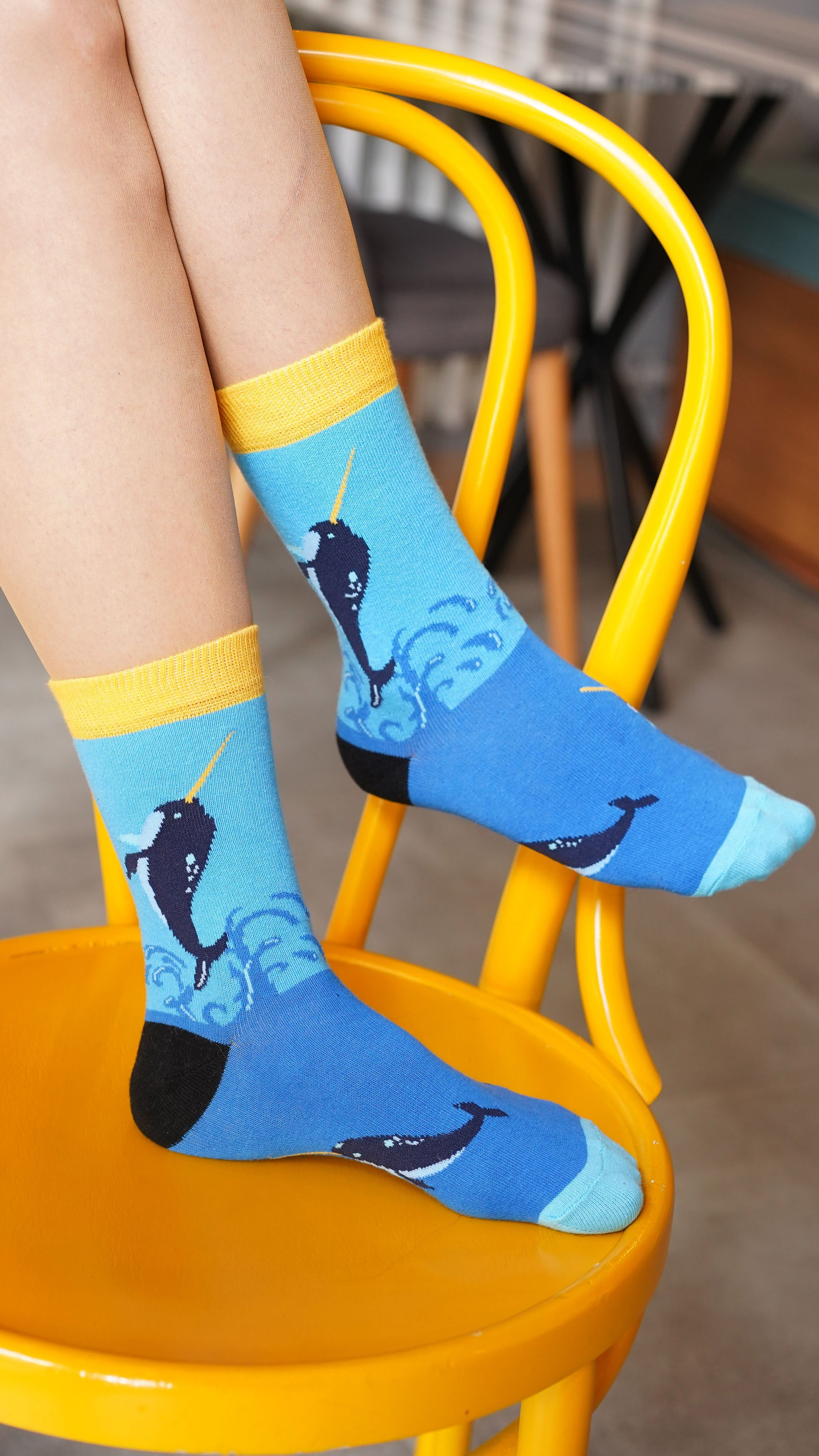 Women's Narwhal Socks