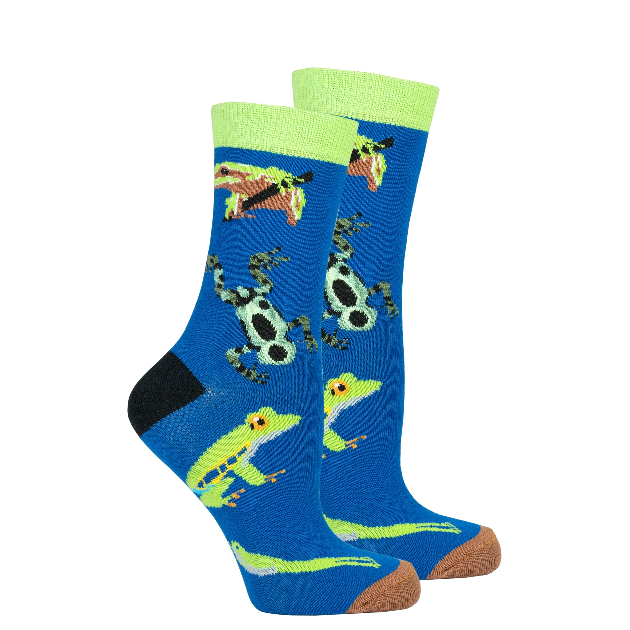 Women's Frog Socks