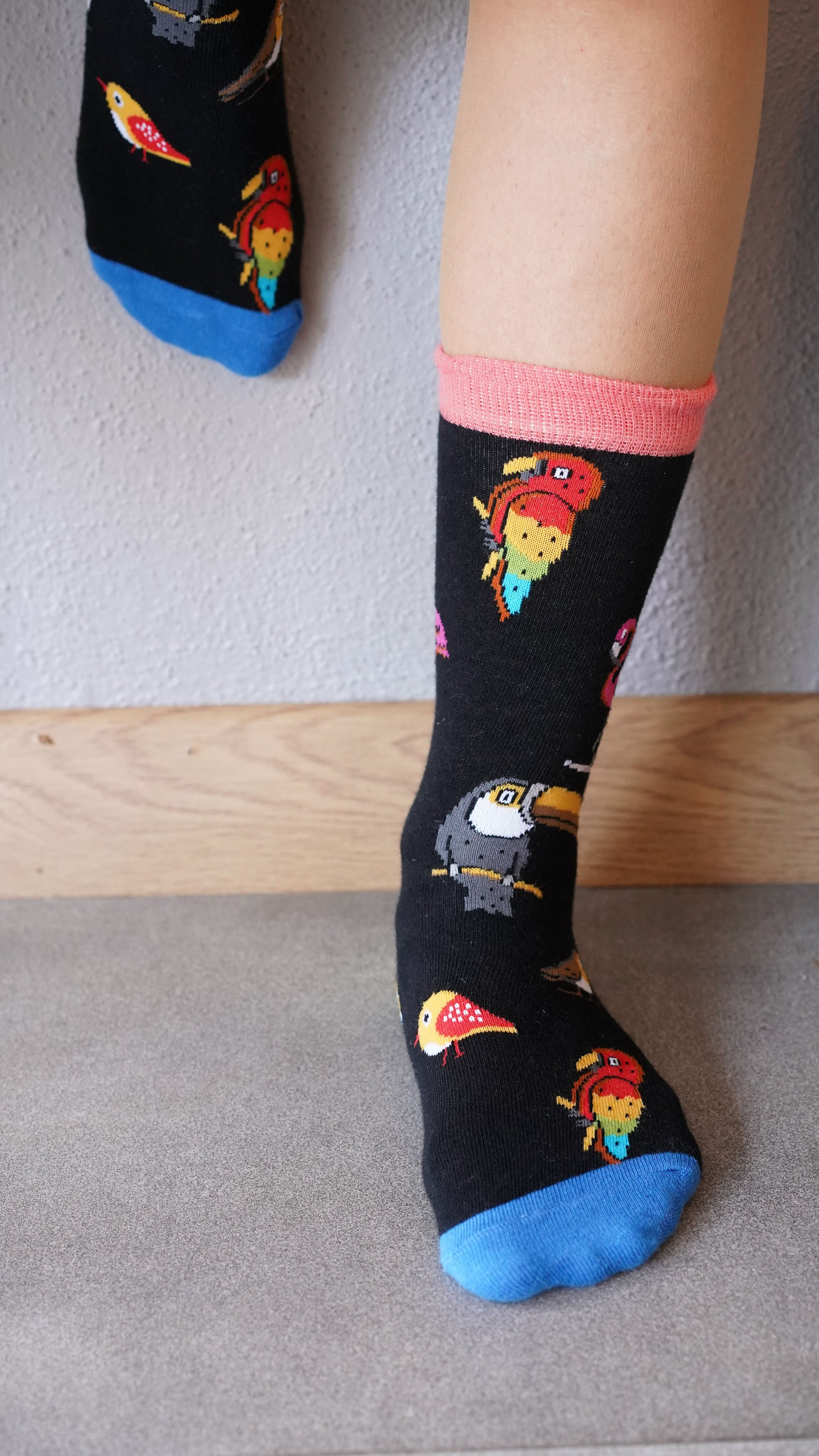 Women's Wild Birds Socks