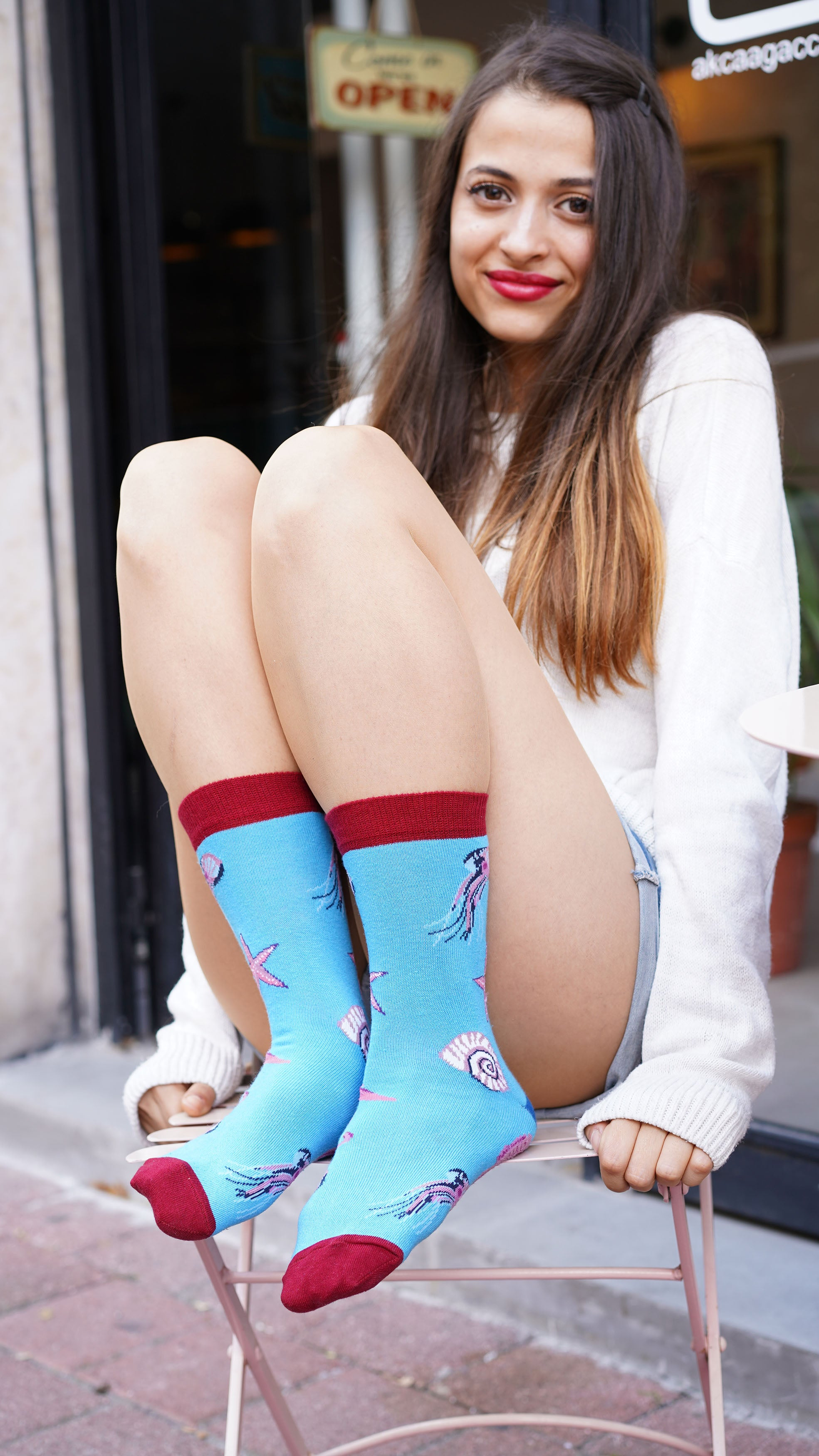 Women's Jellyfish  Socks