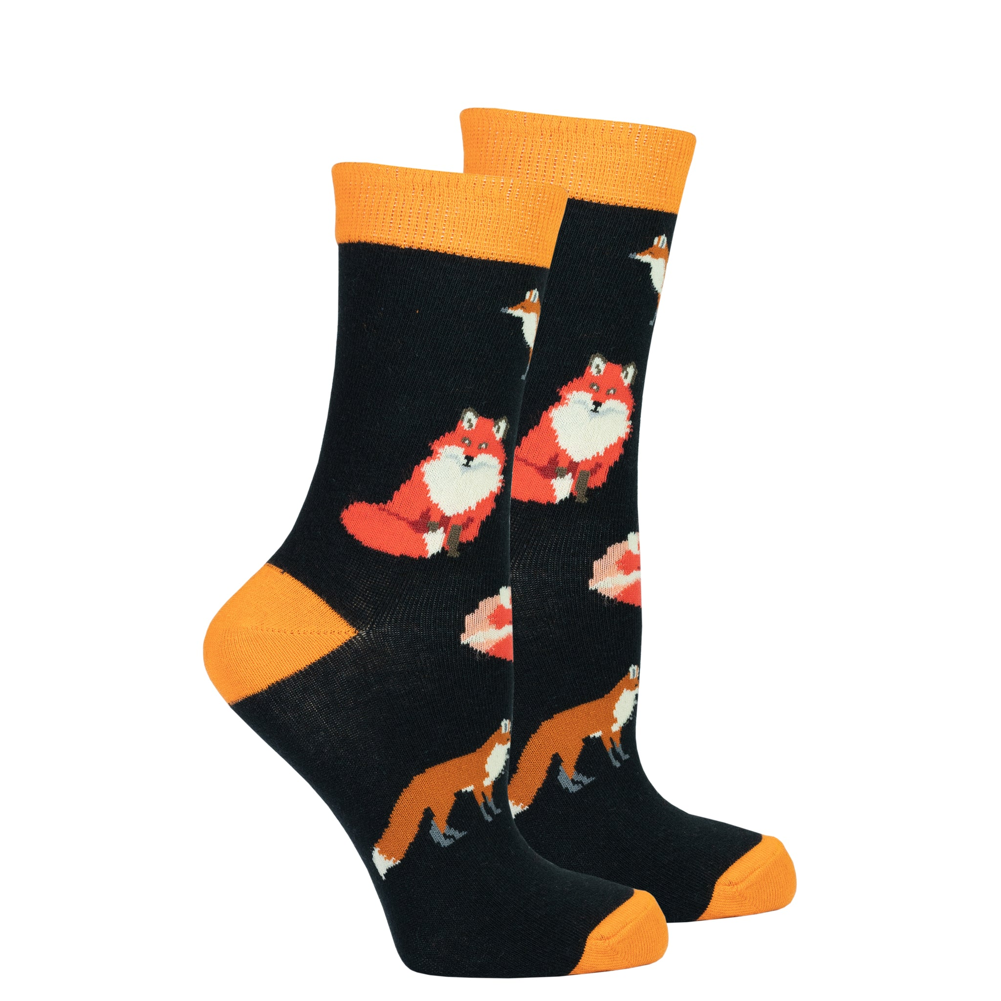 Women's Sneaky Fox Socks