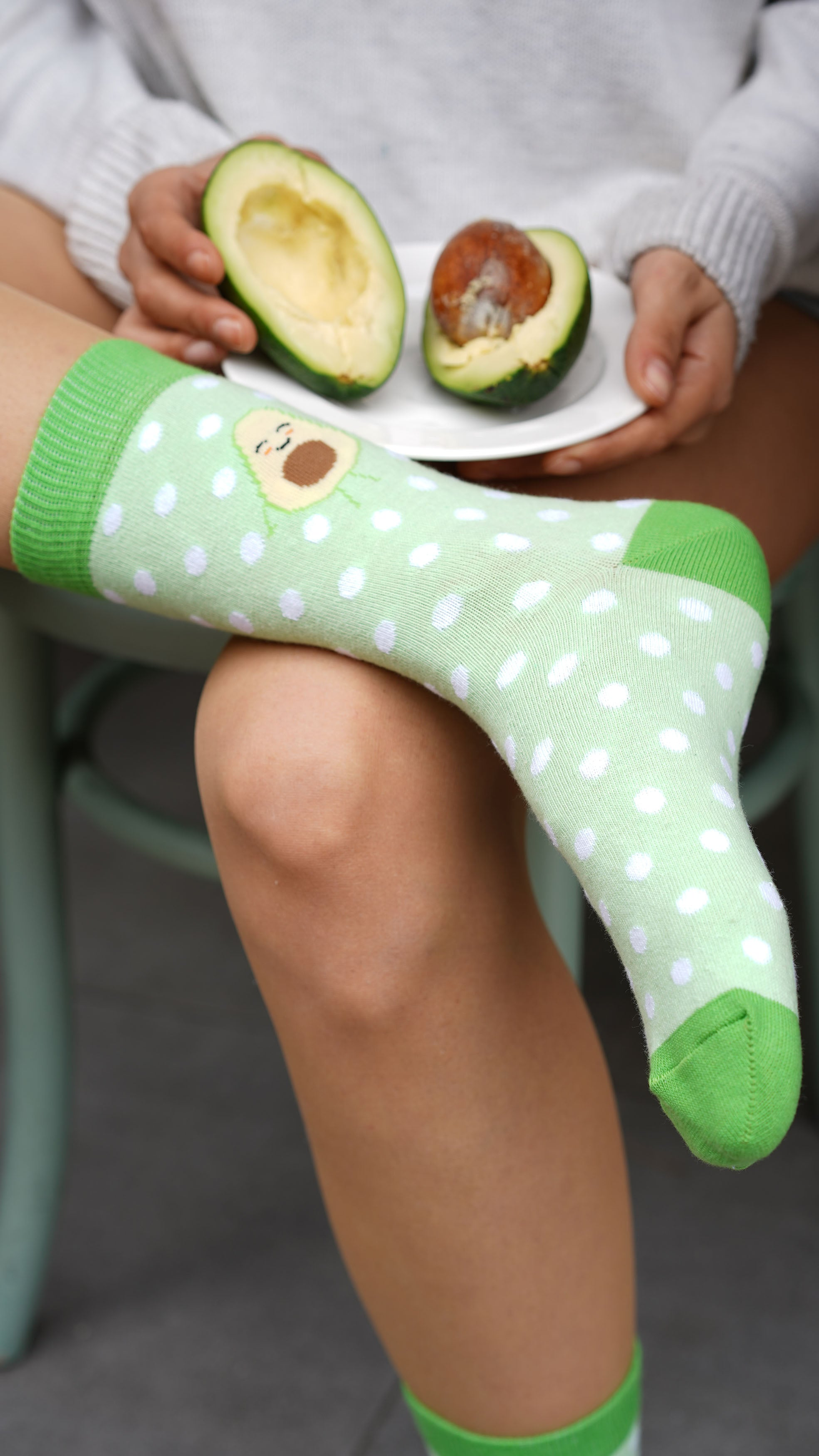 Women's Juicy Fruits Socks Set