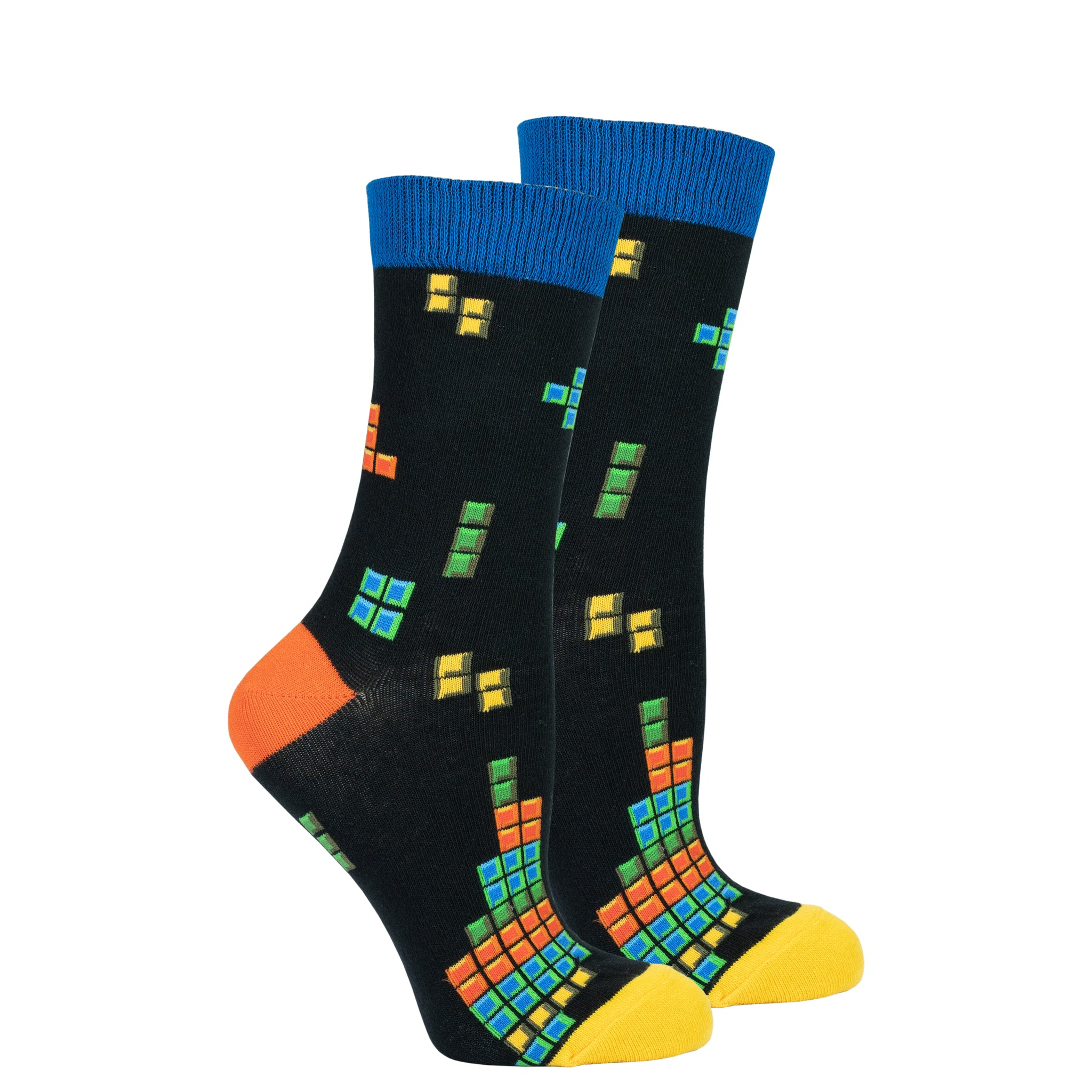 Women's Blocks Socks