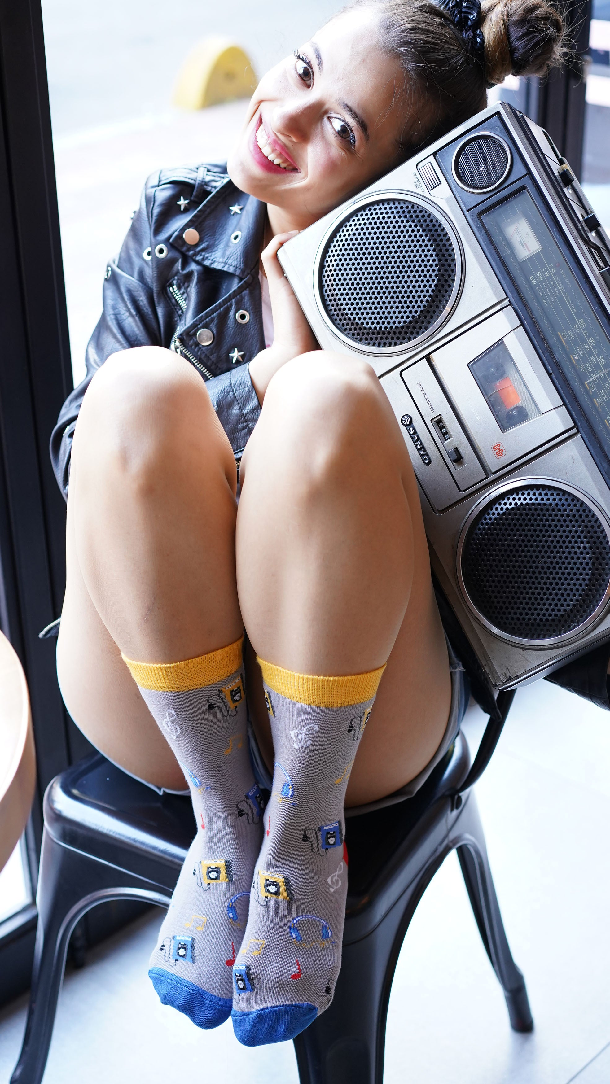 Women's Radio Socks