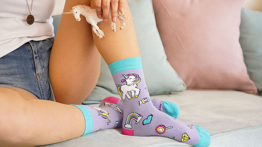 Women's Unicorn Socks