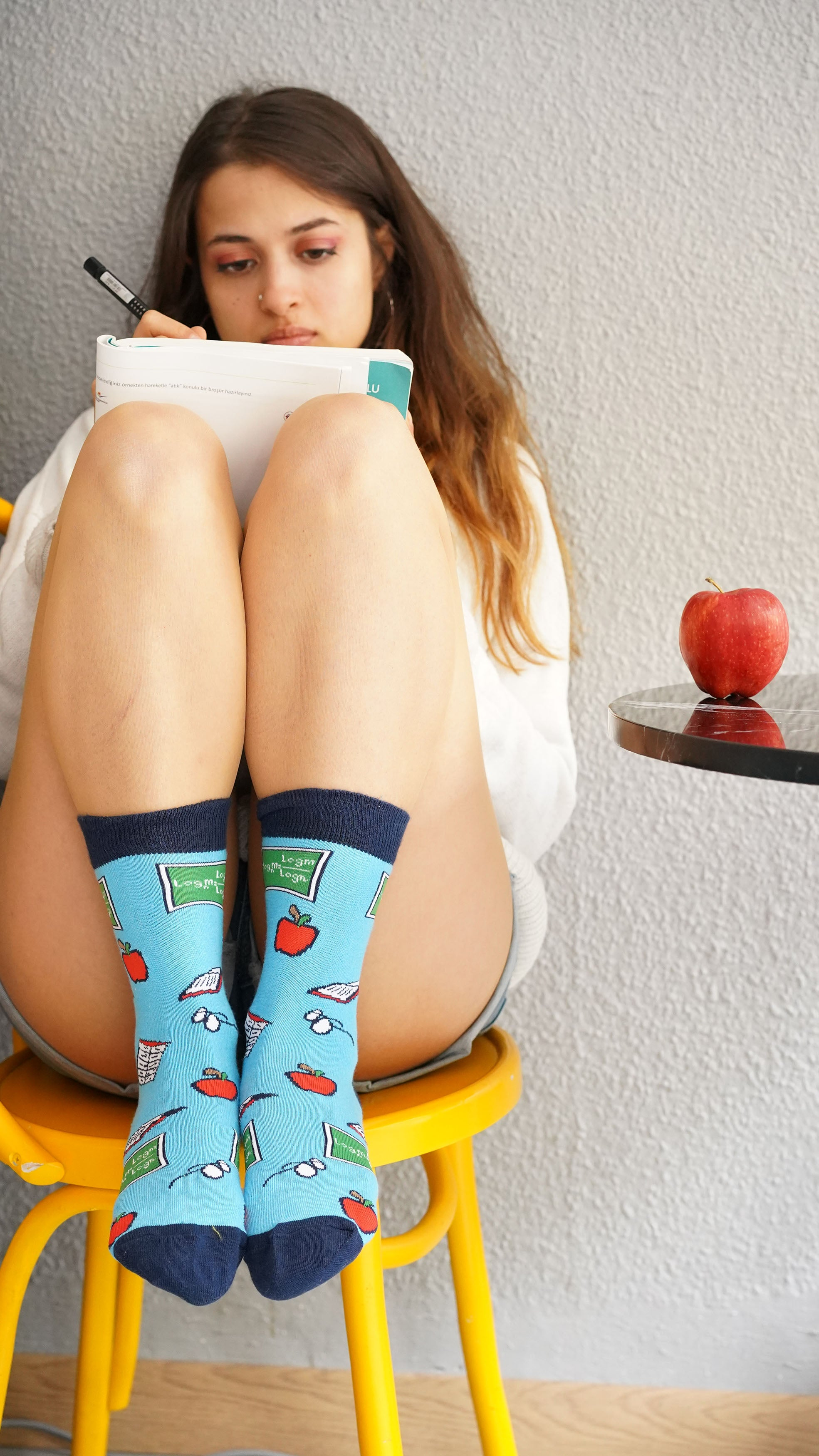 Women's Teacher Socks
