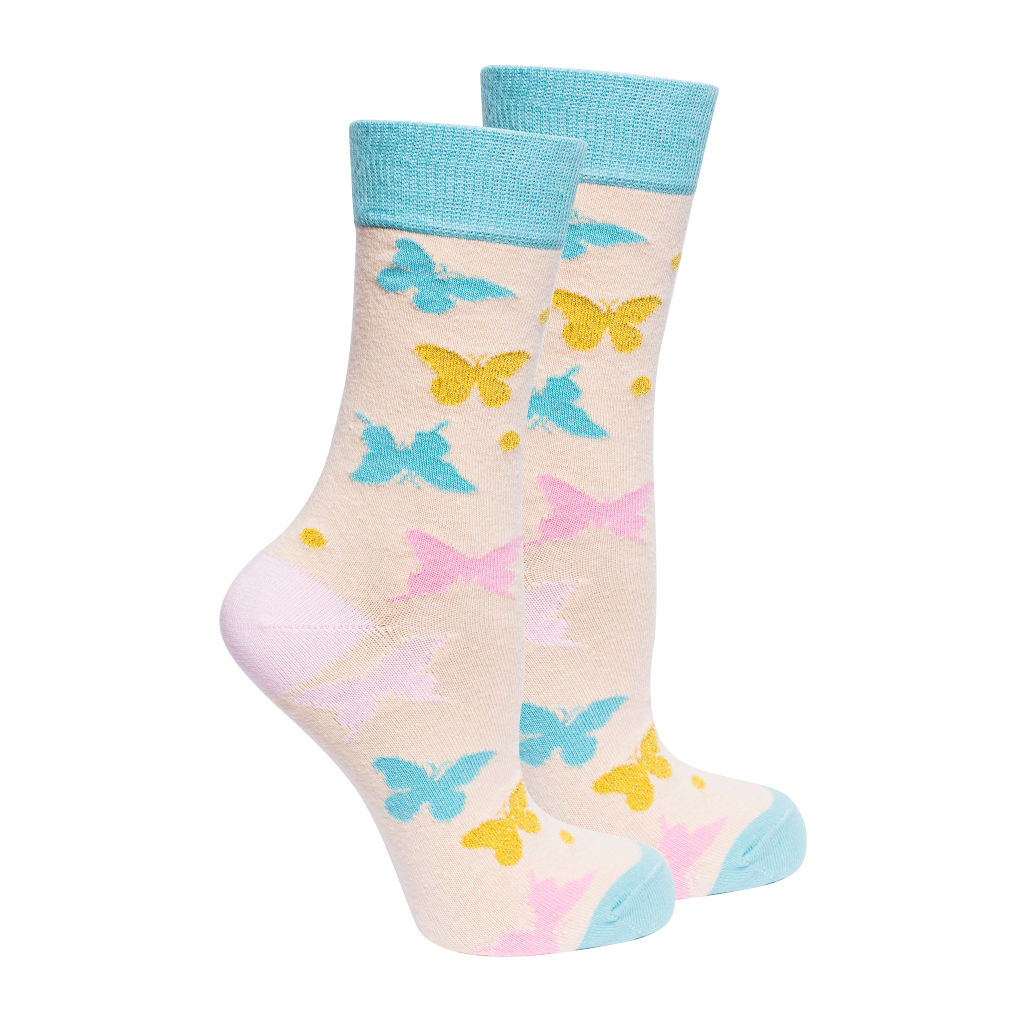 Women's Butterfly Socks