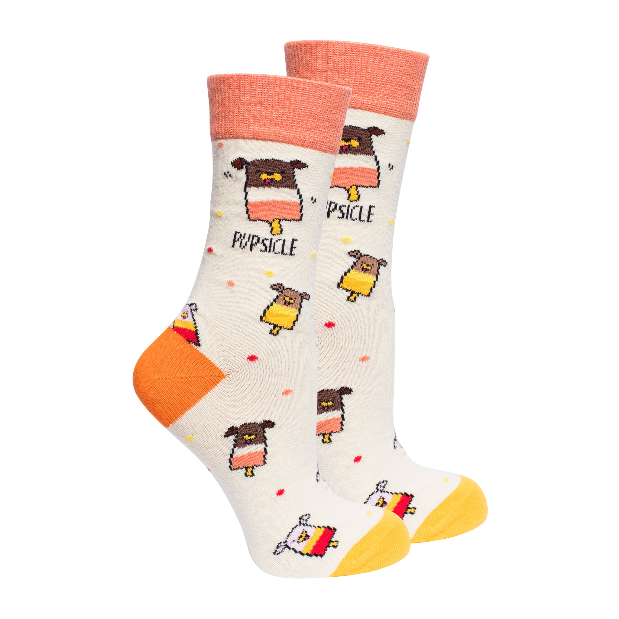 Women's Pupsicle Socks