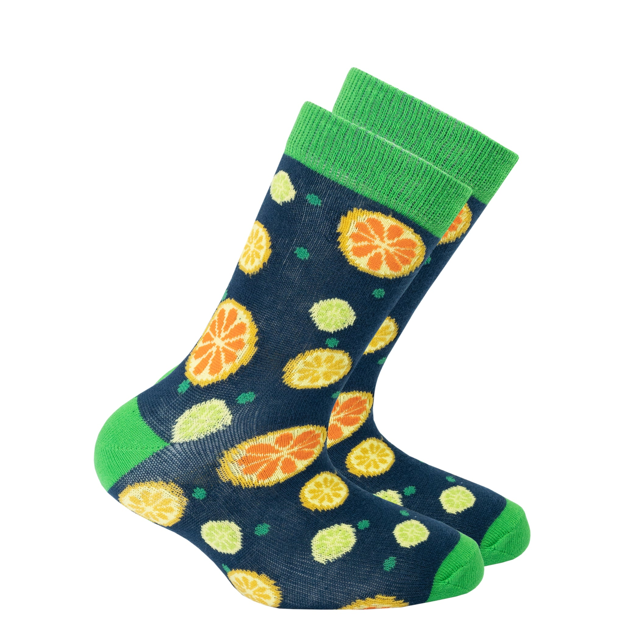 Kids Citrus Socks
