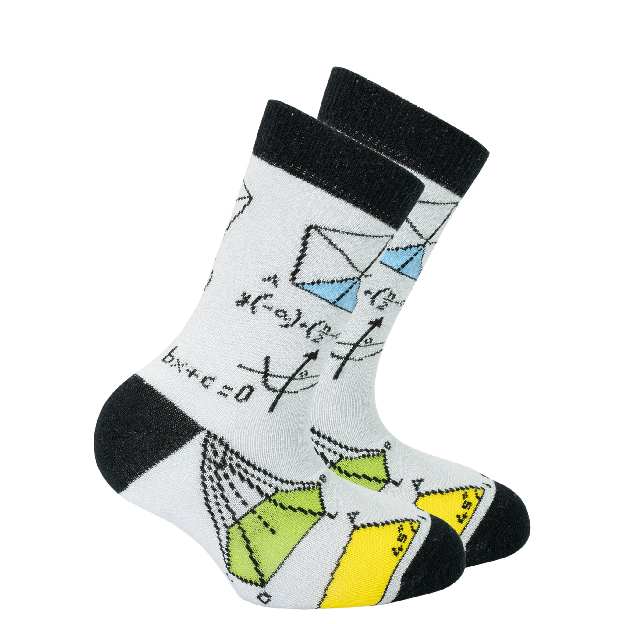 Kids Geometry Socks