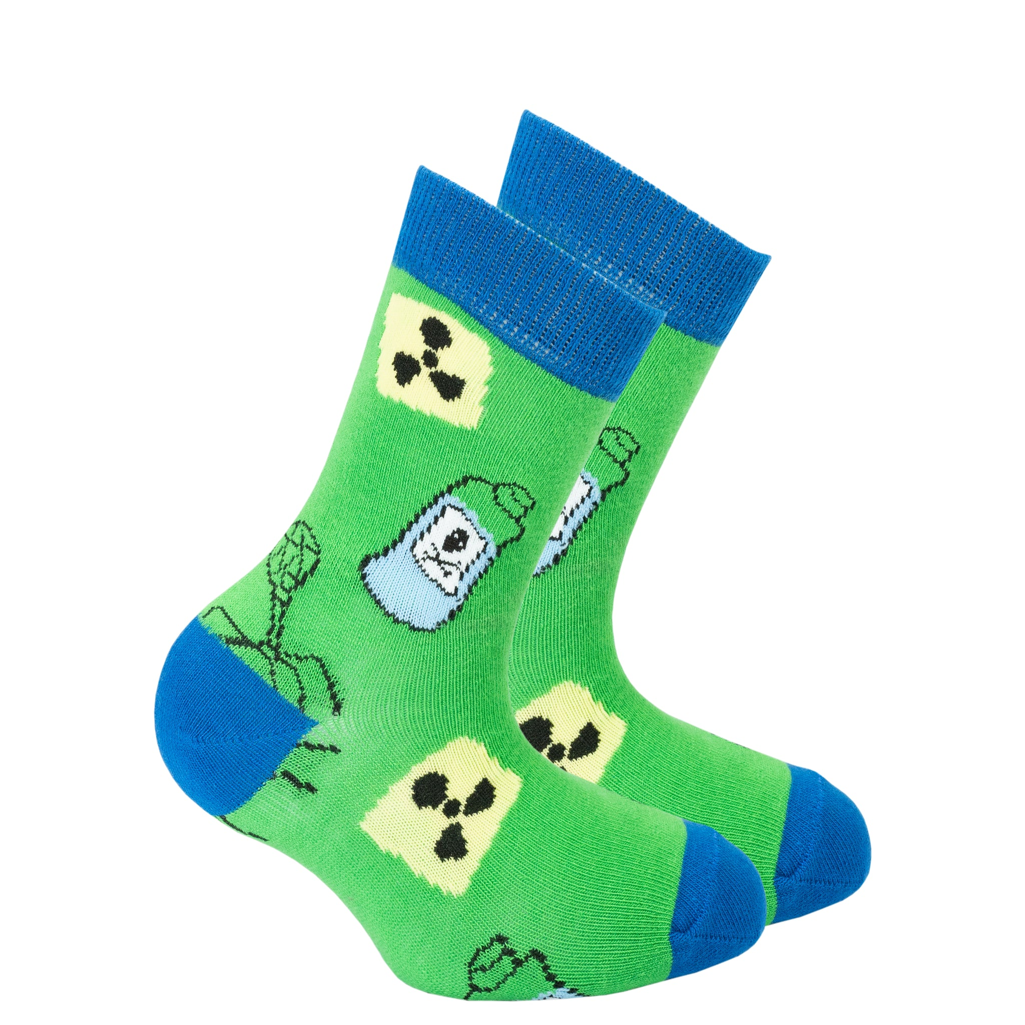 Kids Nuclear Socks
