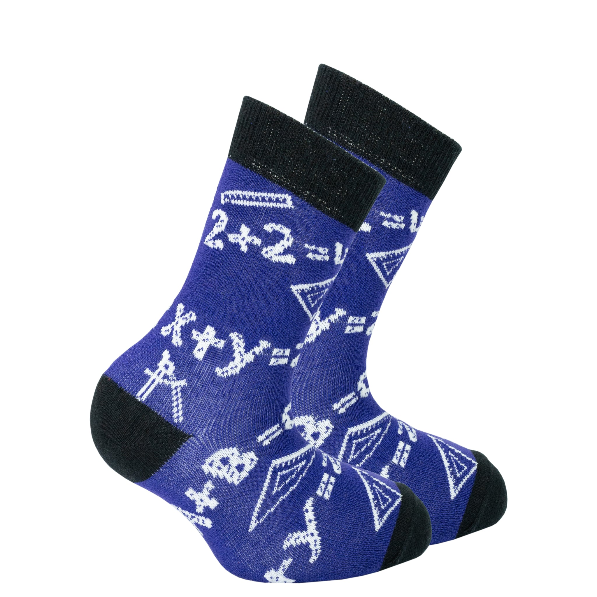 Kids Mathematics Socks