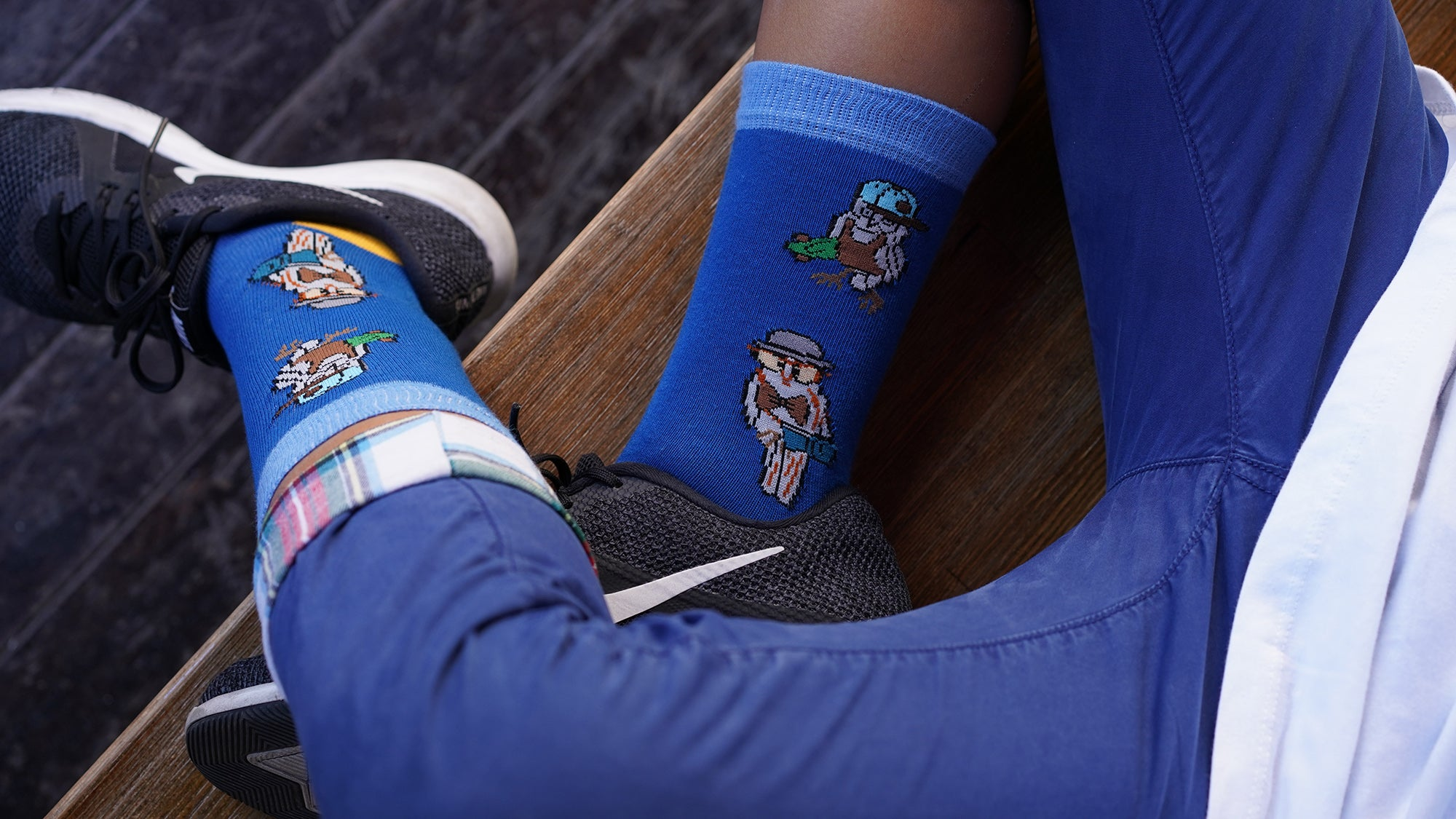 Kids Owl Socks