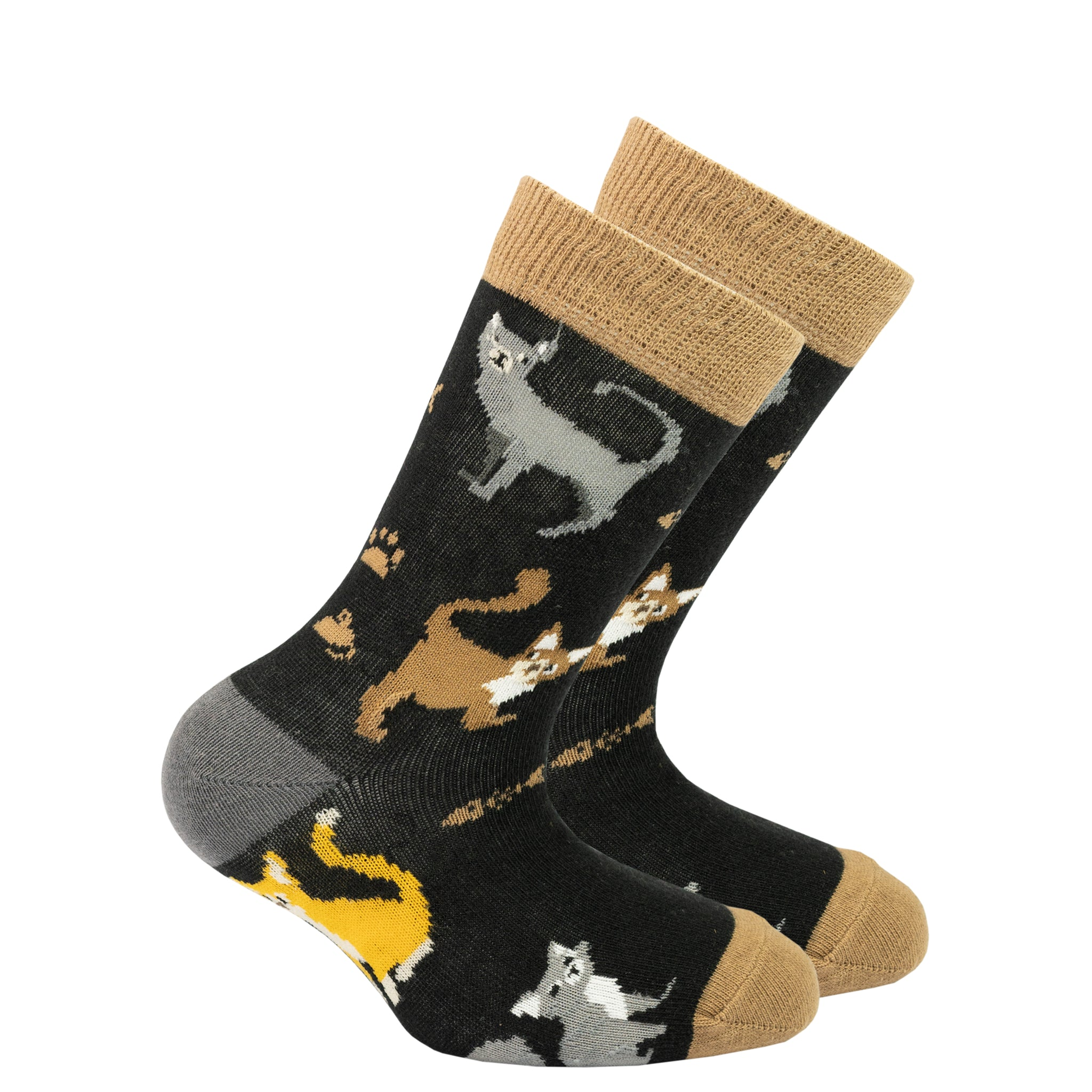 Kids Mrs. Kitty Socks